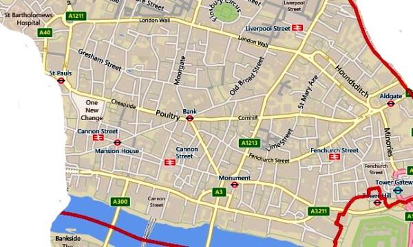cityoflondonmap