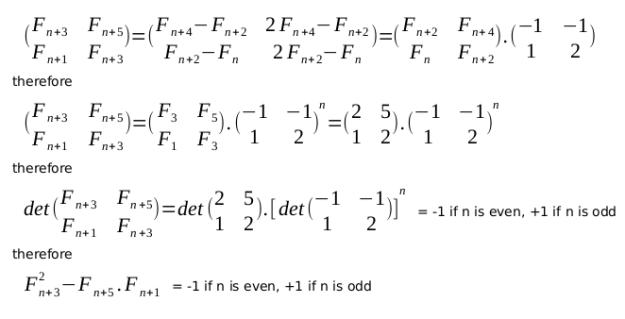 fibon-matrix